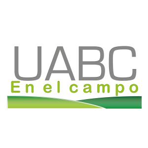 Logotipo UABC en el campo